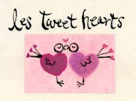 Les Tweet Hearts
