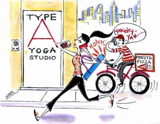 Type A Yoga - 72
