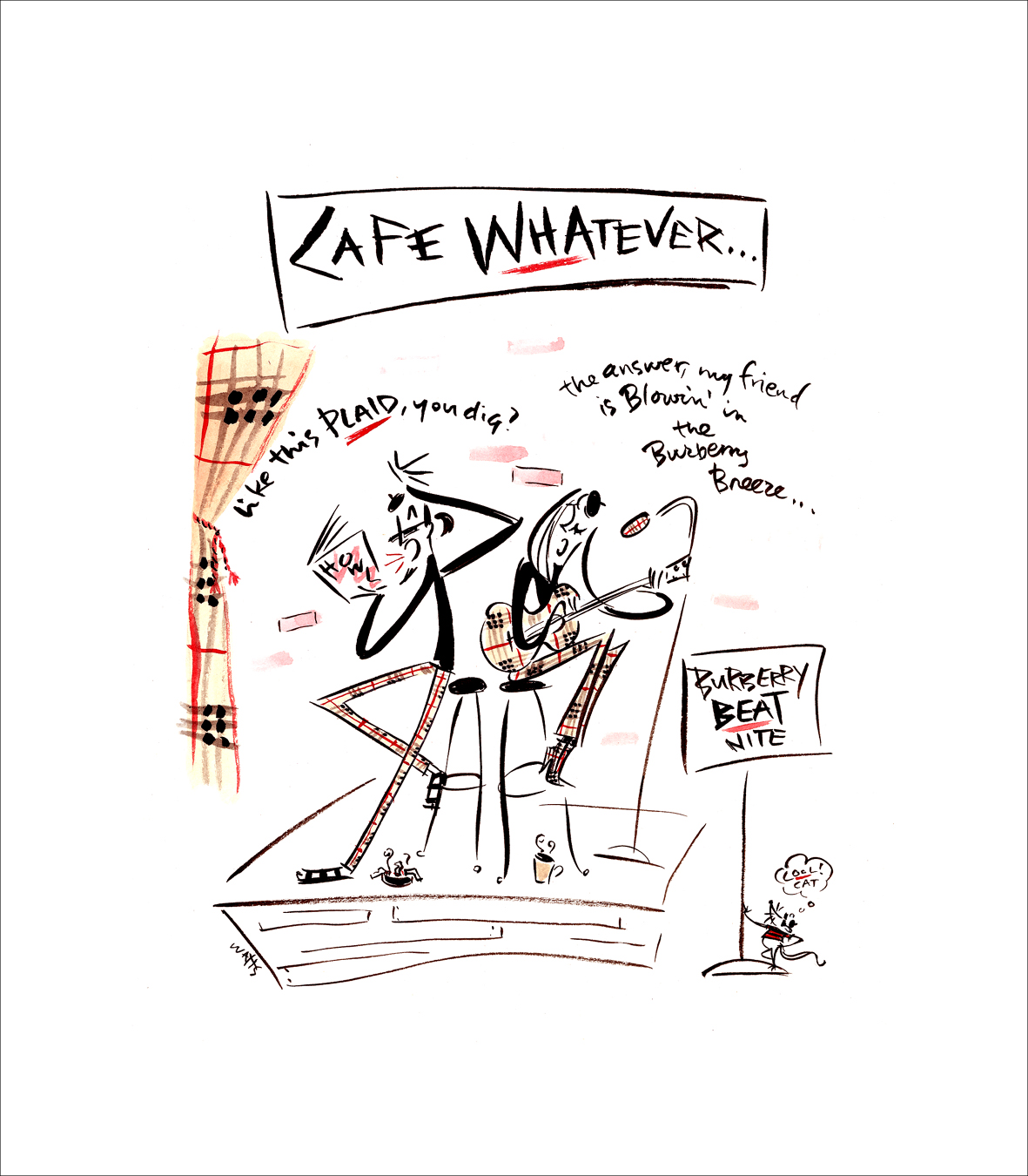 CAFEWHAT