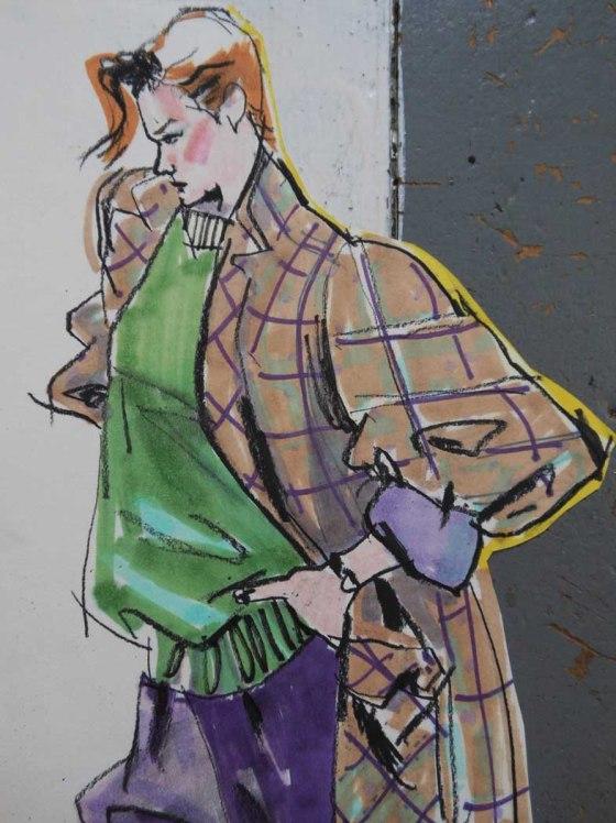 Blair in overcoat 1