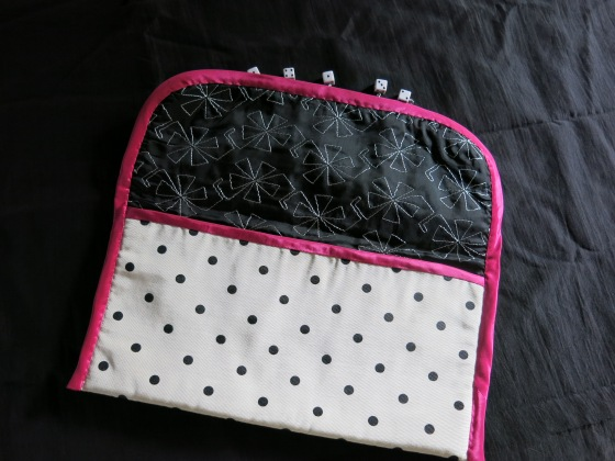 lingerie bag interior