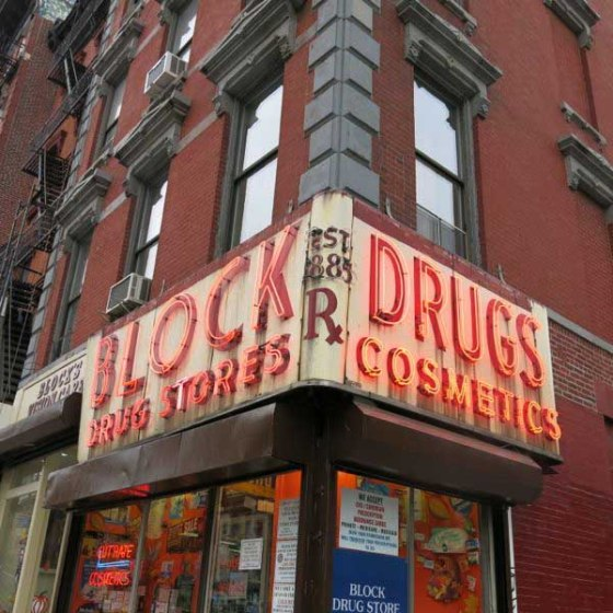Block Drugs