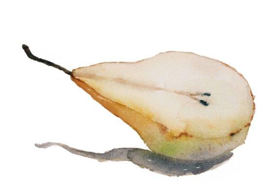 pear half copy