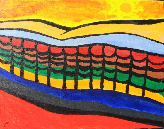 color teeth
