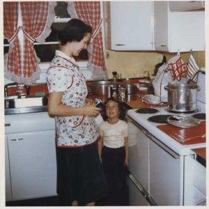 vintage mom & me