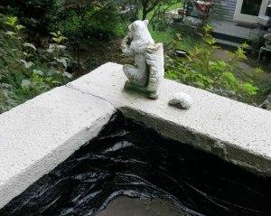 squirrel & tar